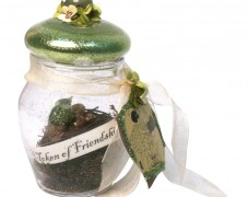 Token of Friendship Jar