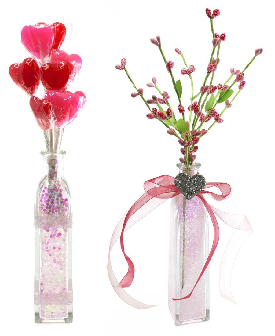 Valentines Tall Bottles