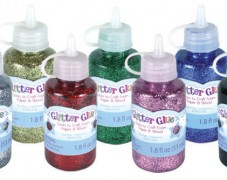 Advantus/Sulyn Glitter Glue 1.8 oz Bottles