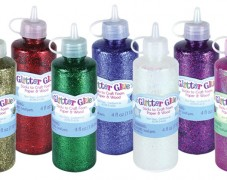 Advantus/Sulyn Glitter Glue 4 oz Bottles