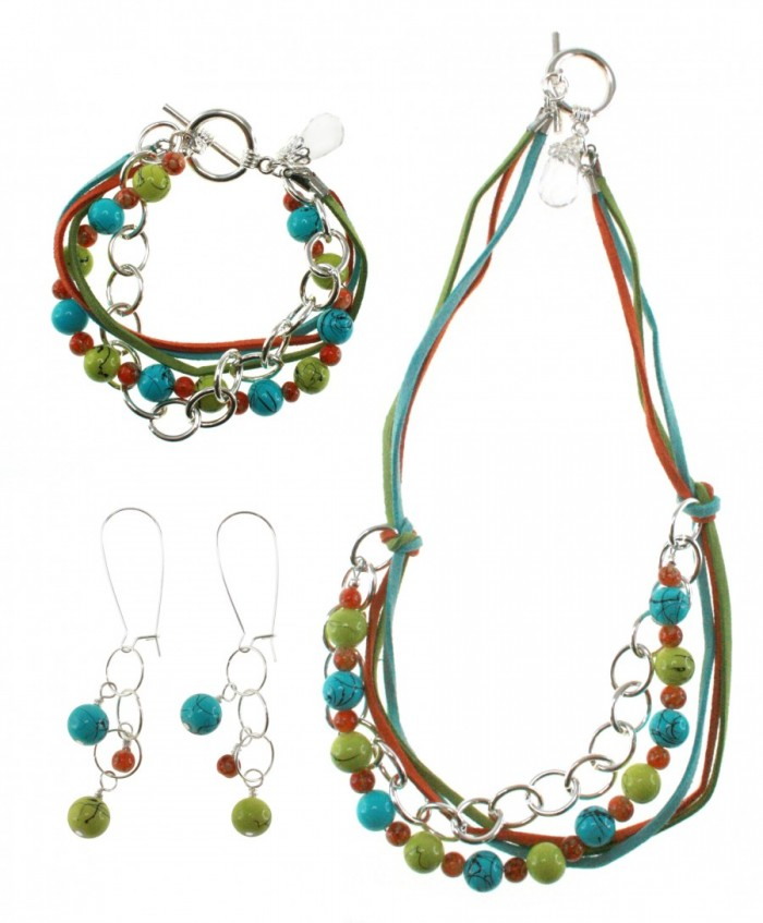 Advantus-Santa Fe Jewelry Ensemble