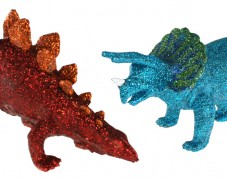 Glittered Animals