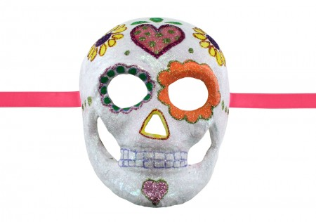 DayOfTheDeadMask