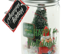 Holiday in a Jar