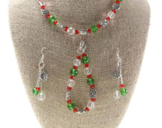 Christmas Jewelry Set