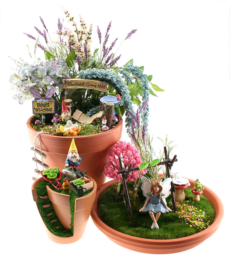 Enchanted Fairy Garden Sparrow Innovations