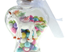 Unicorn Candy Jar